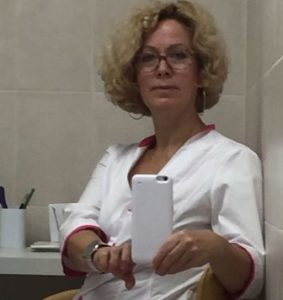 Гороховская Марина Михайловна