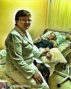 Надежда Григорьевна Миронюк